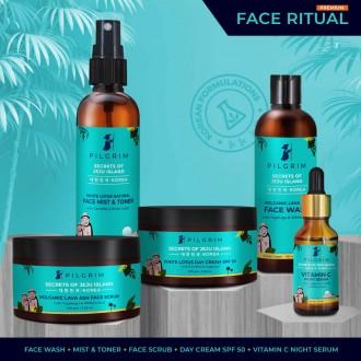 Pilgrim Jeju Face Ritual (Premium) + (FREE JUTE BAG worth ₹500)