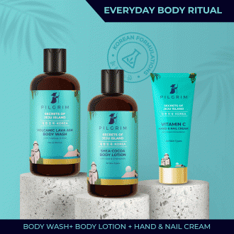 Jeju Everyday Body Ritual