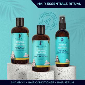 Jeju Hair Essentials Ritual