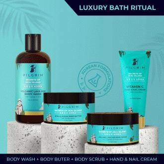 Jeju Luxury Bath Ritual