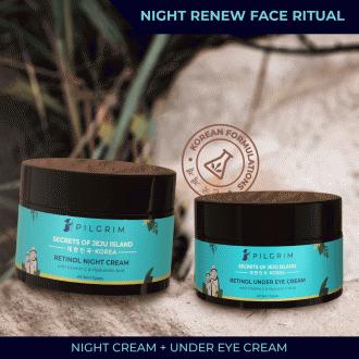 Jeju Night Renew Face Ritual