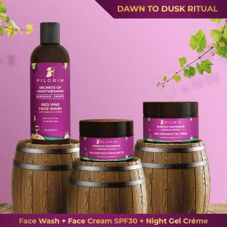 Vino Dawn To Dusk Ritual