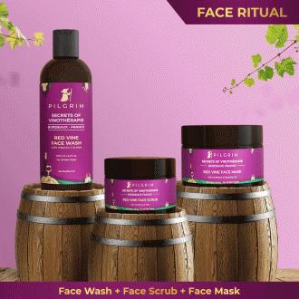 Vino Face Ritual
