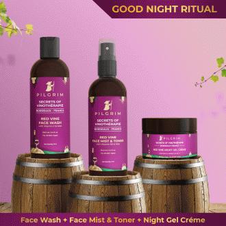 Vino Good Night Ritual