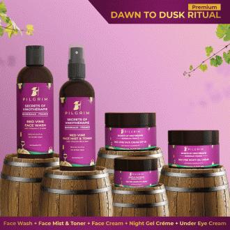 Vino Dawn To Dusk Ritual Premium + (FREE JUTE BAG worth ₹500)