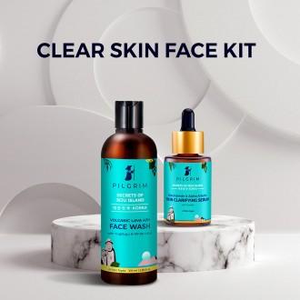 Clear Skin Face Kit