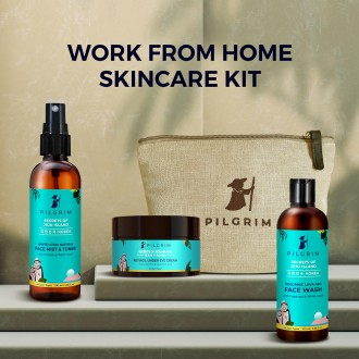 Work From Home Skincare Kit